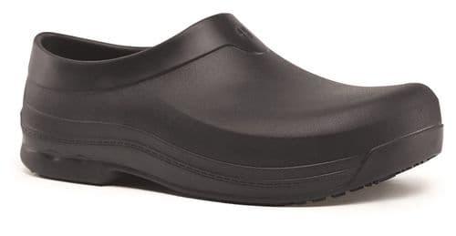 Shoes For Crews Radium Mens Occupational Footwear Black